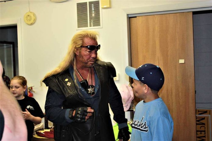 Dog the Bounty Hunter is Back